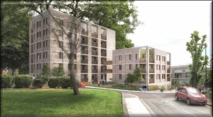 ENGIE to redevelop Peckham garage site into low carbon homes