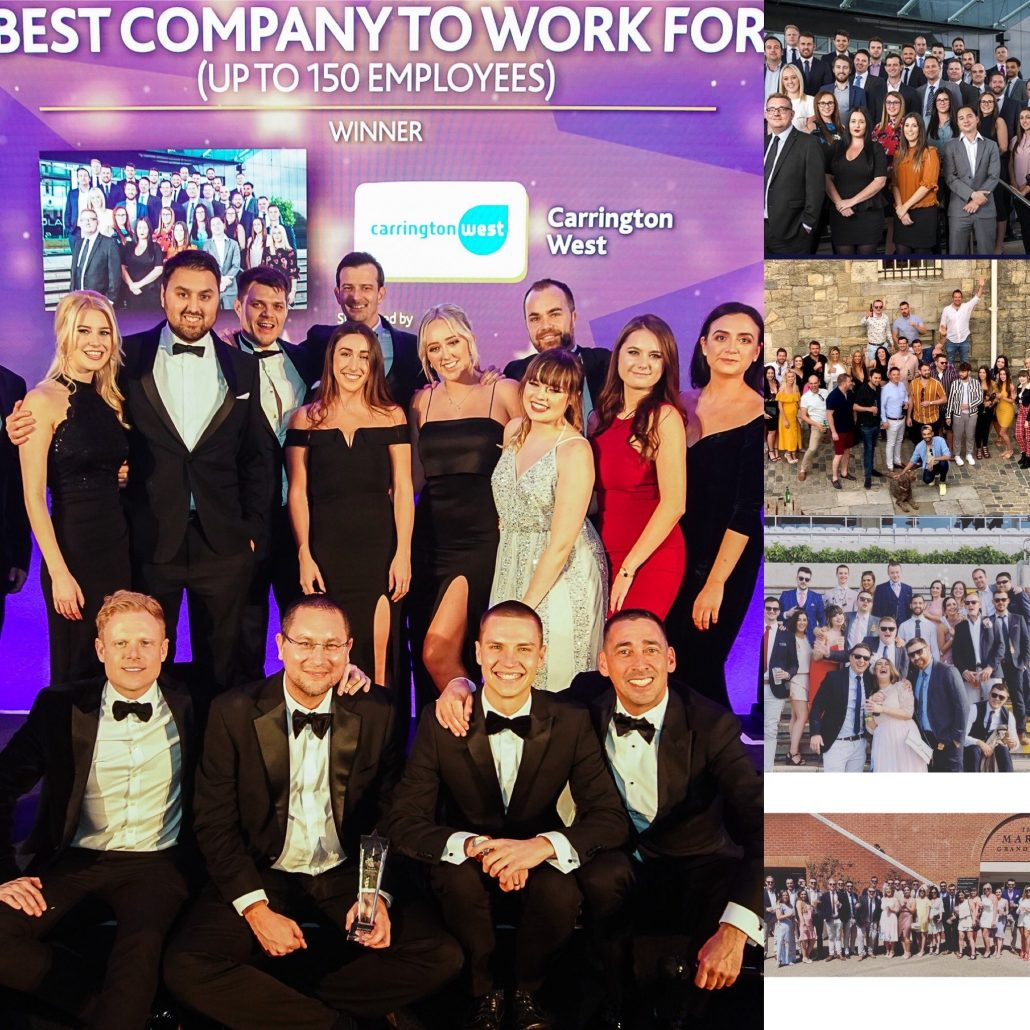 IRP Awards 2019 - Winner of best company to work for!